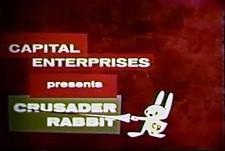 crusader rabbit episode guide