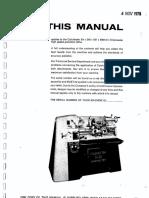 colchester chipmaster manual