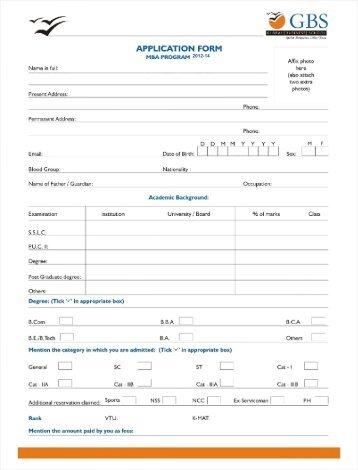 au pair application form uk
