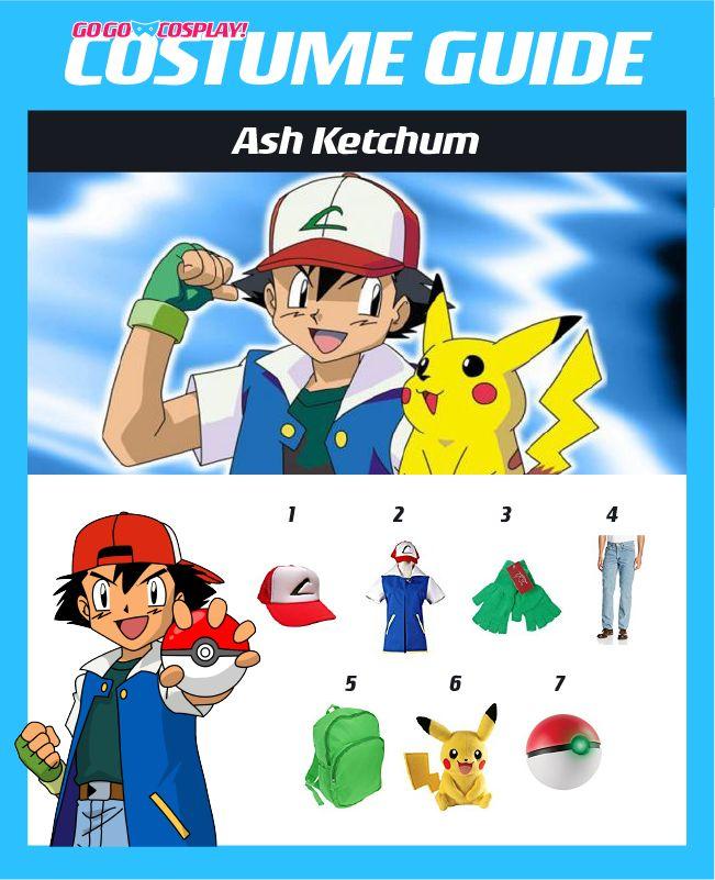 ash guide