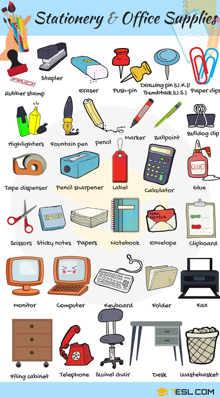 dictionary items