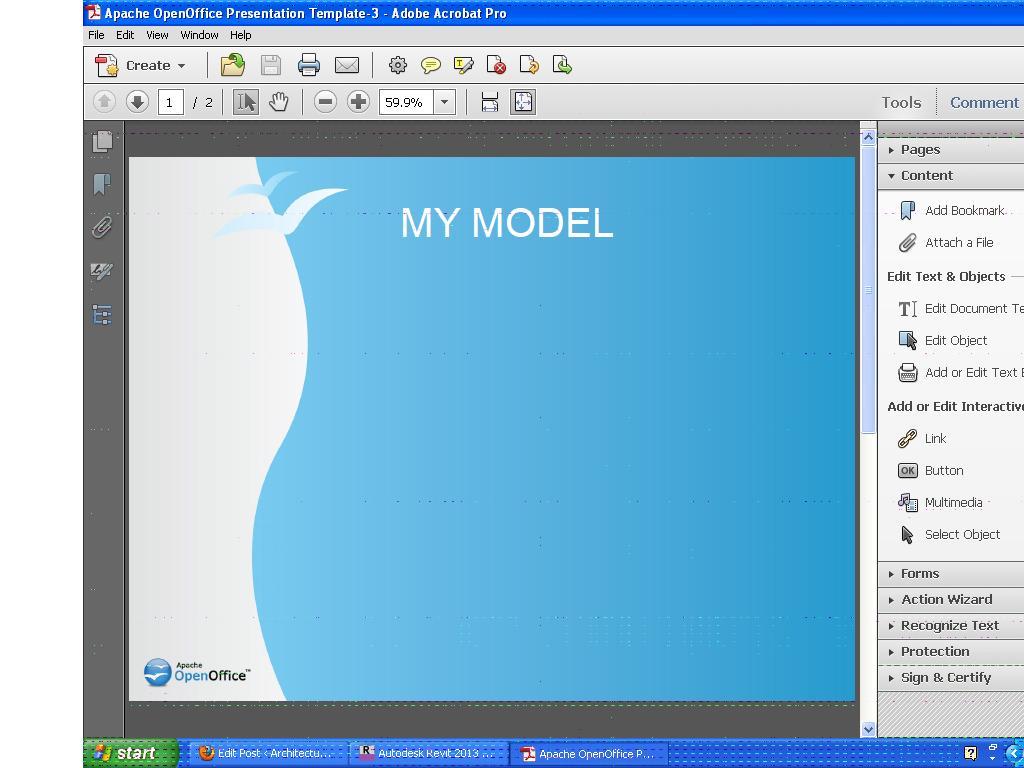 3d pdf converter for revit free download