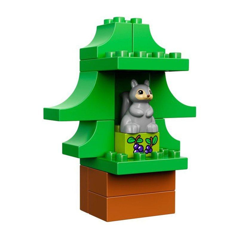 duplo forest park instructions