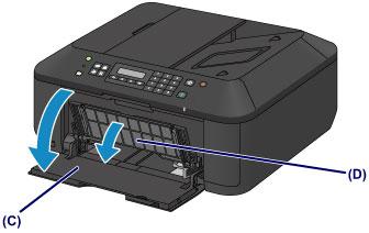 canon mx530 manual