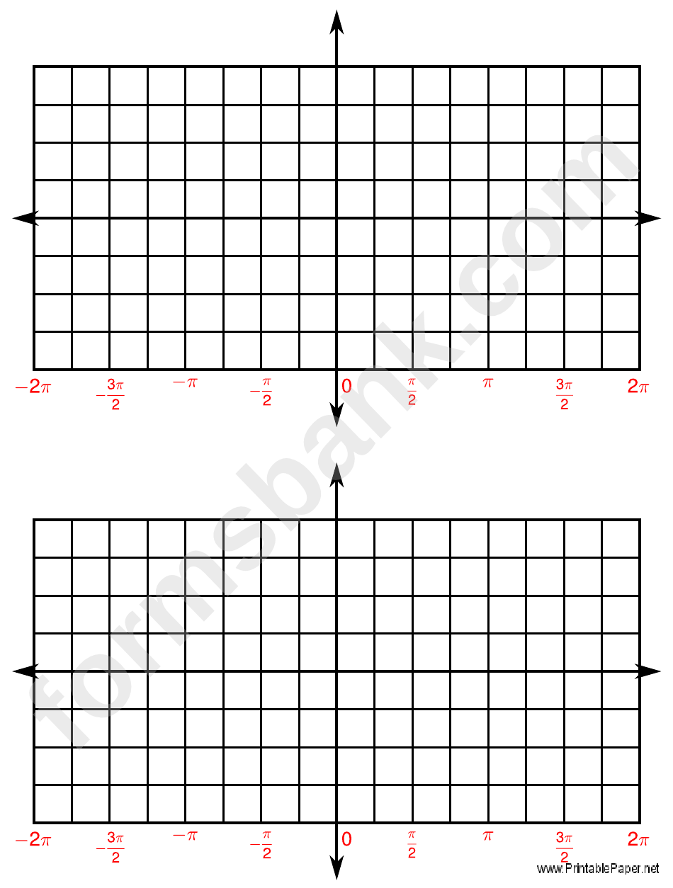 4 quadrant graph paper pdf