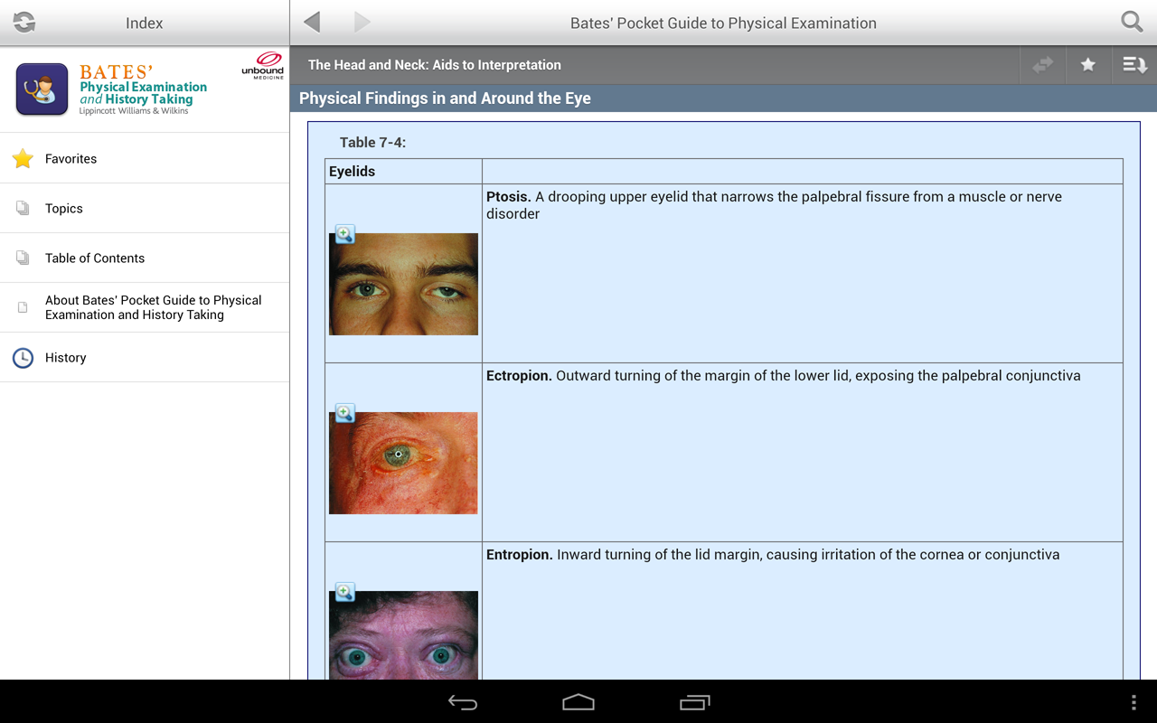 bates guide to physical examination videos