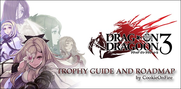 drakengard 3 trophies guide