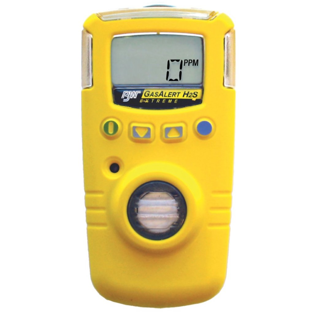 bw gas detector manual