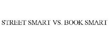 book smart vs street smart pdf