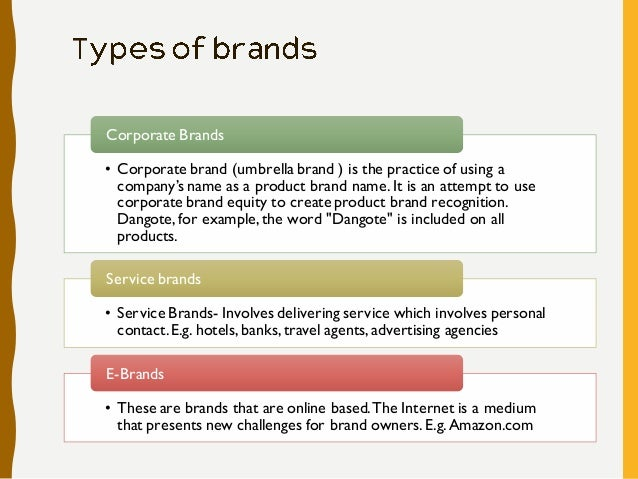 brand and product management pdf