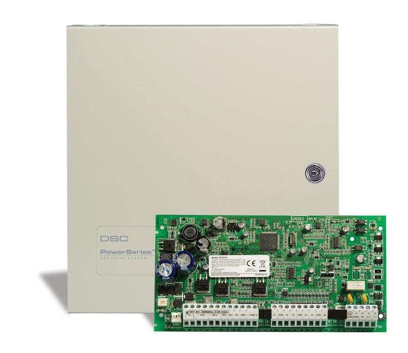 dsc pc1616 installation manual