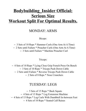arnold blueprint to mass phase 2 pdf download