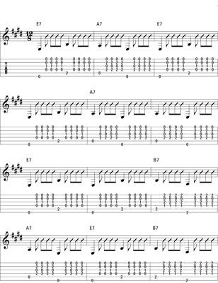 blues guitar for dummies pdf