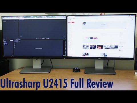 dell ultrasharp u2415 manual