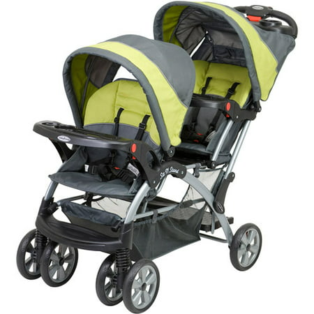 baby trend double stroller instructions