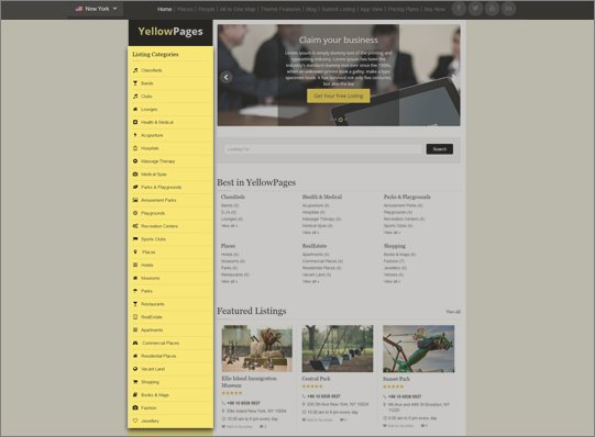 download yellow pages directory pdf