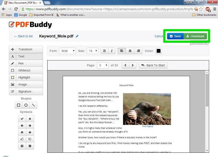 application that can edit pdf files