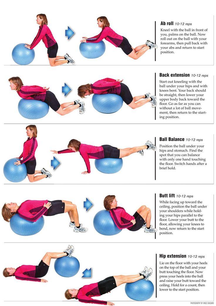 balance disc exercises pdf