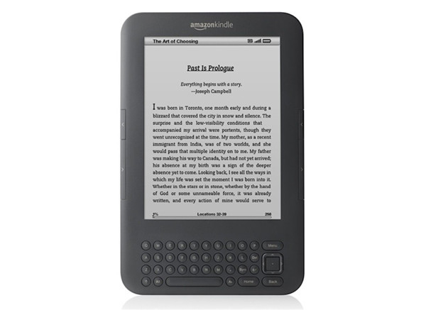 can i read a pdf on kindle