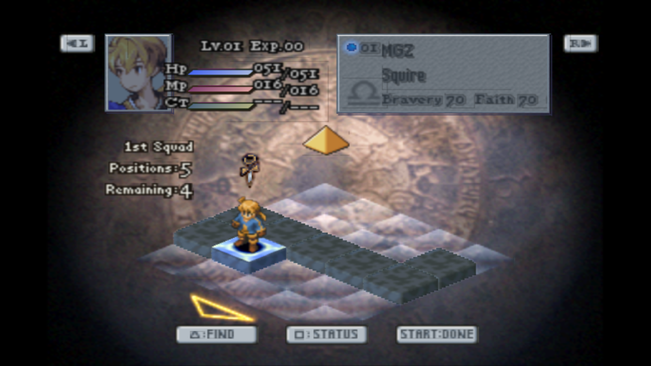 best location guide final fantasy tactics