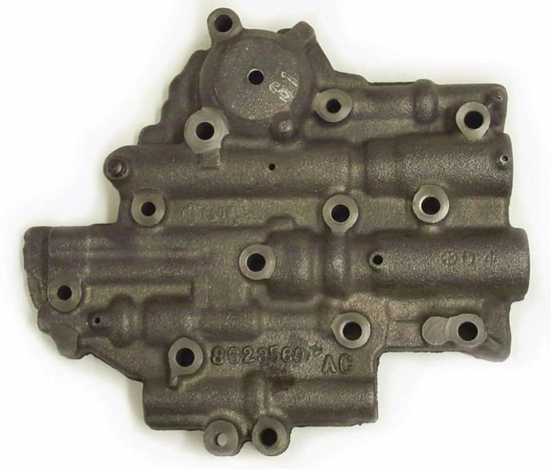 4l80e reverse manual valve body shifter