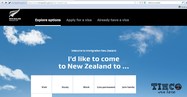 anew zealand visa application crm001659