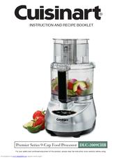 cuisinart food processor instructions
