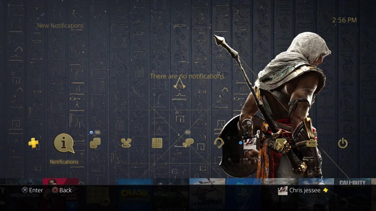 assassins creed origins game application corrupt ps4