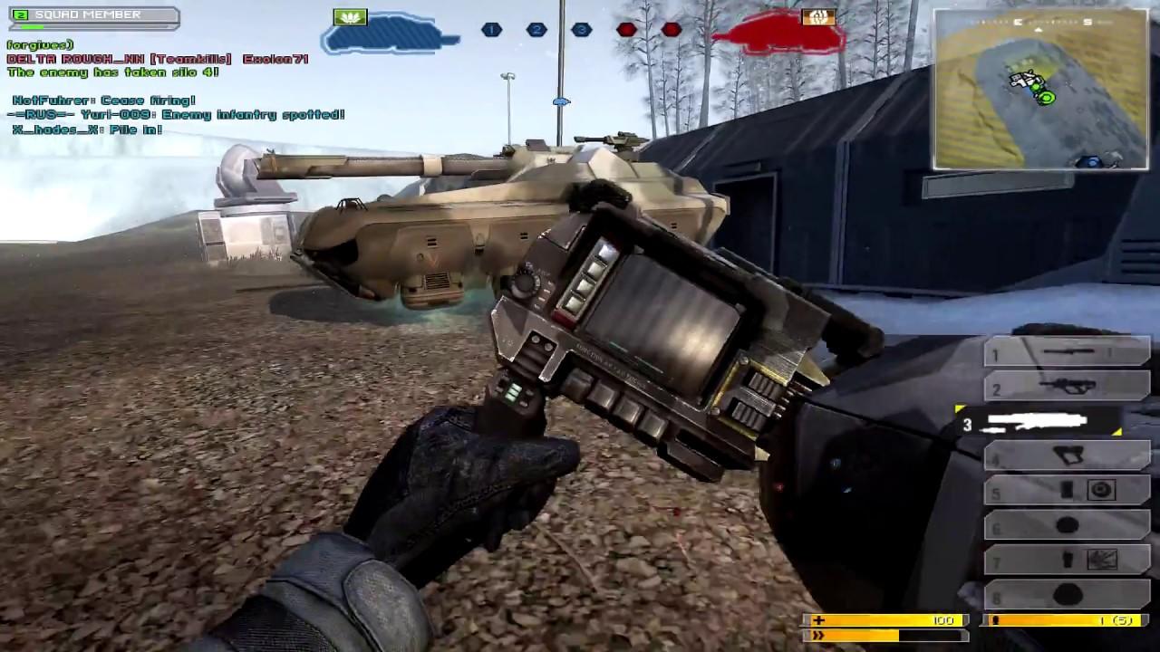 battlefield 2142 revive guide