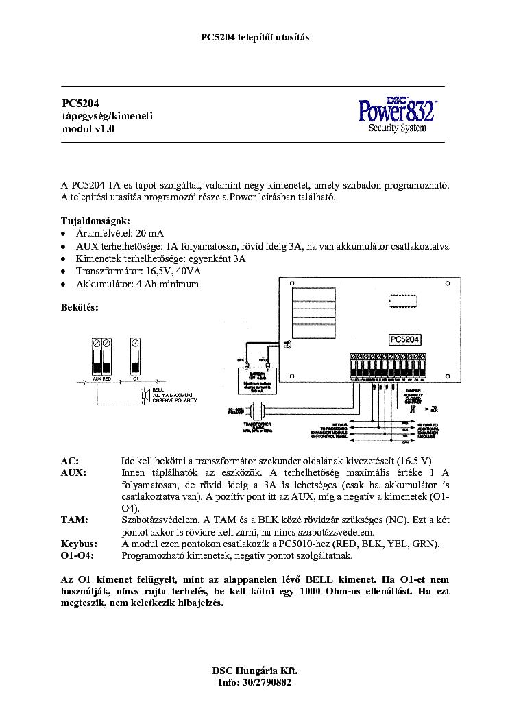 dsc neo programming manual pdf
