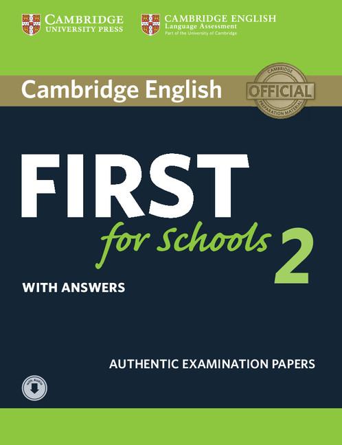 cambridge english first result pdf