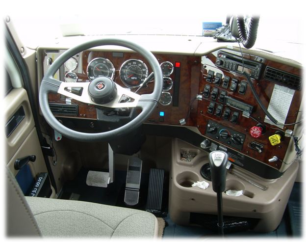automated manual transmission truck