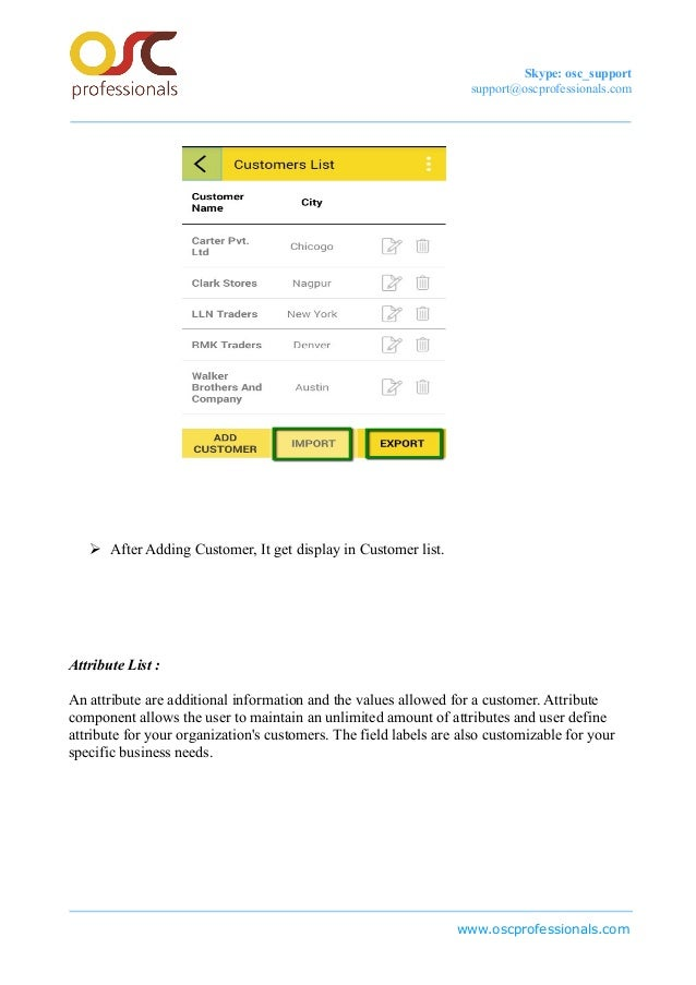 assist user guide