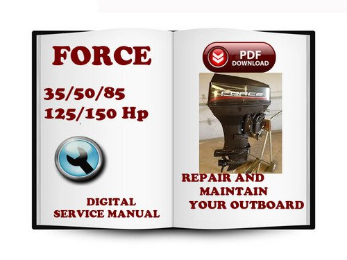 1998 force outboard 40hp manual