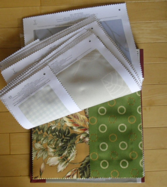 discontinued fabric sample books