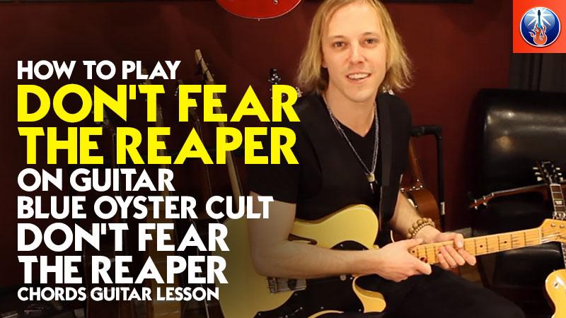 dont fear the reaper guitar pdf