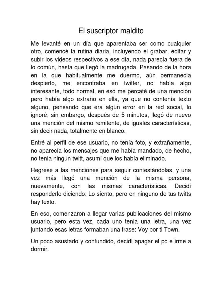 creepypastas pdf