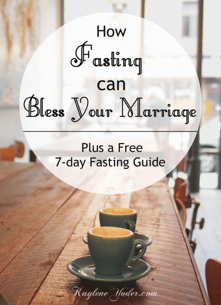 7 day spiritual fast guide