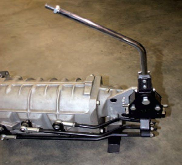 5 speed manual shifter adjuster