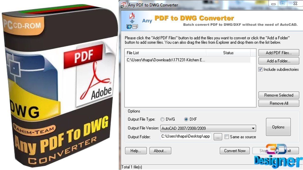 any dwg to pdf converter crack