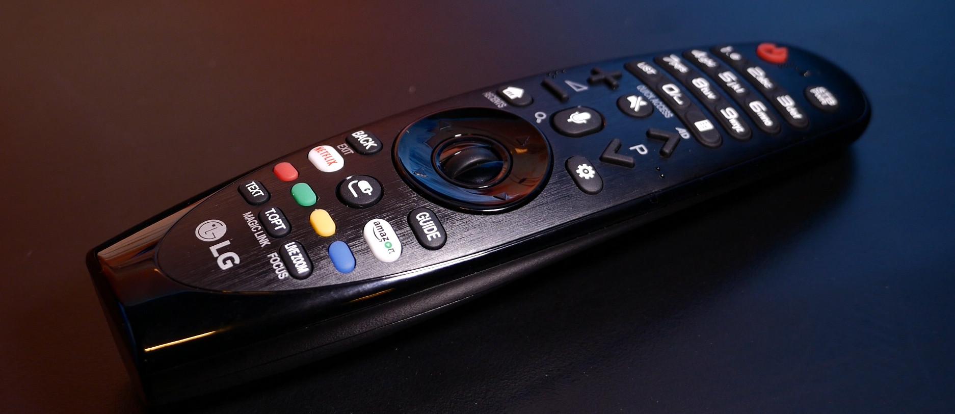 2018 lg magic remote user manual
