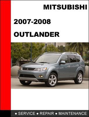 2007 outlander repair manual