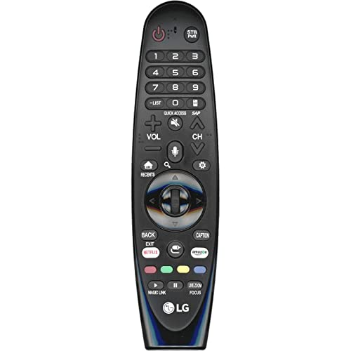 2018 lg magic remote user manual