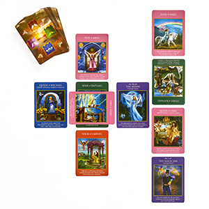 archangel power tarot cards a 78 card deck and guidebook