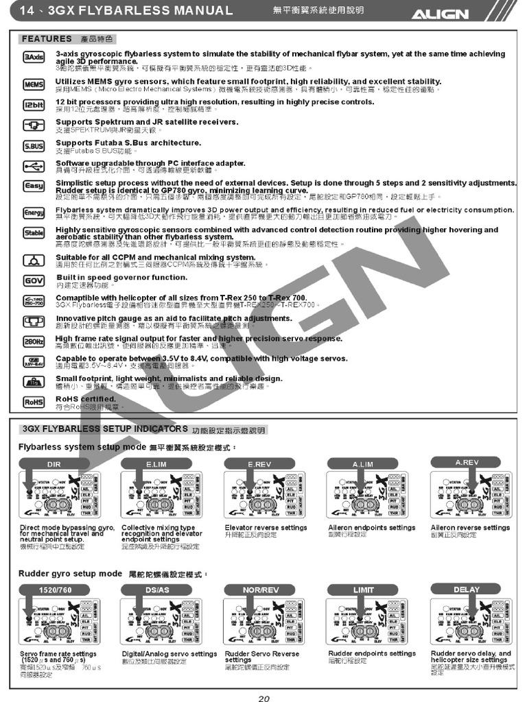 align 3gx mrs manual