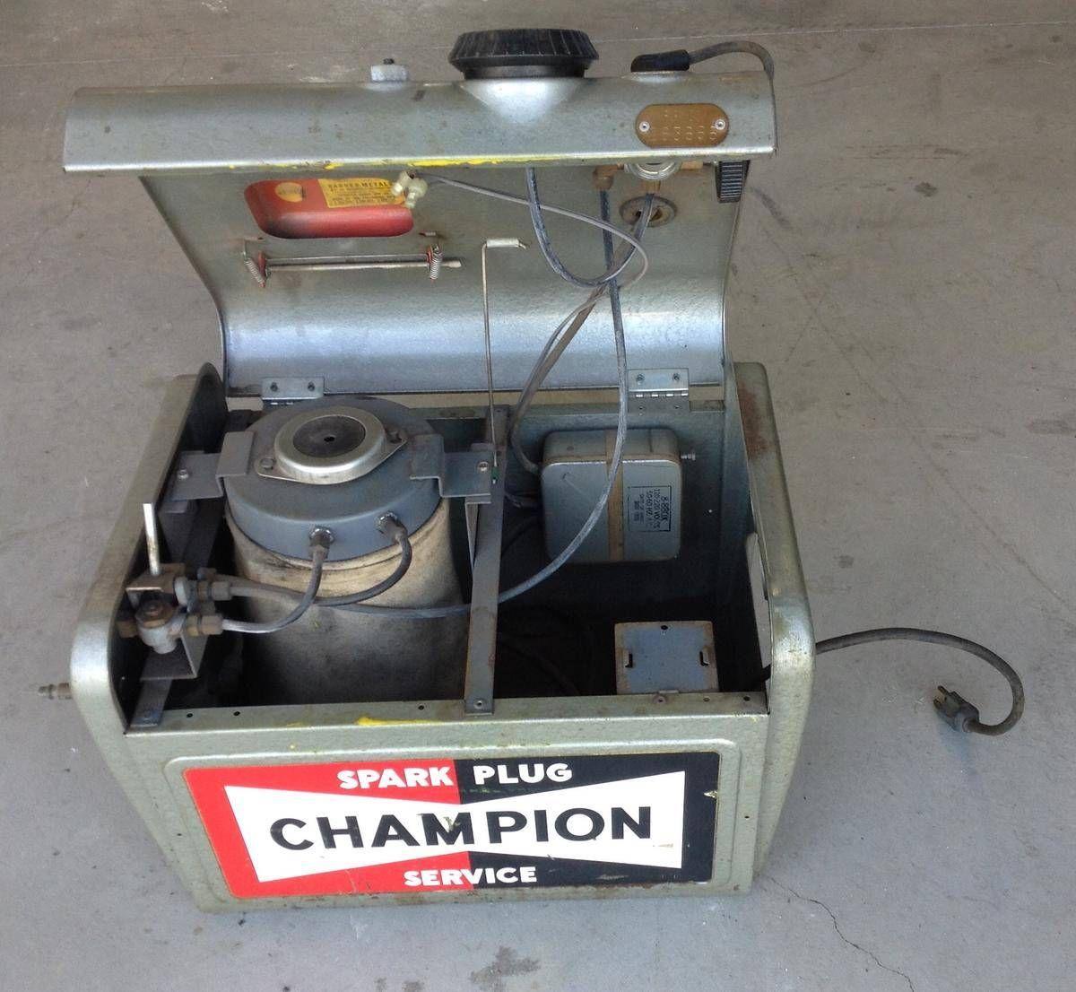 champion spark plug tester manual