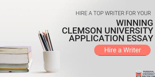 clemson university application