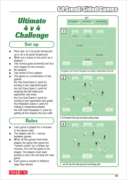 64 small sided soccer games pdf free
