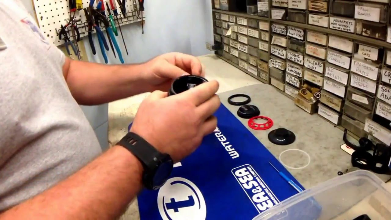aqualung titan lx service manual