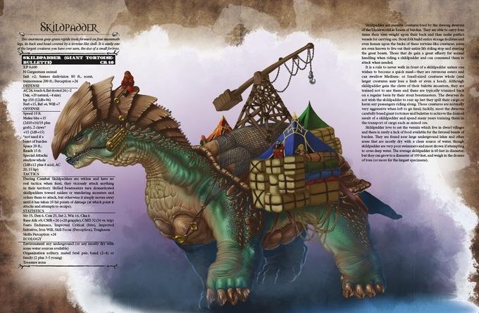 bestiary 6 pdf